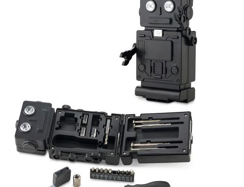 Set de Herramientas Robot HE-247