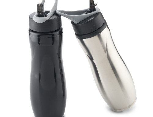Botilito Metálico kurt 800 ml. MU-196