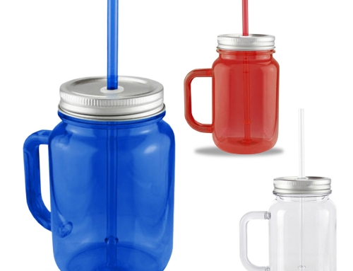 Jarra Plastica Kolors 600 ml. MU-207