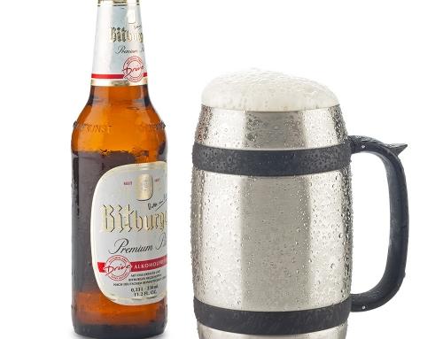 Mug Metalico Beer 550ml MU-234