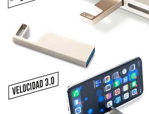 Memoria USB Portacelular 3.0 US-56