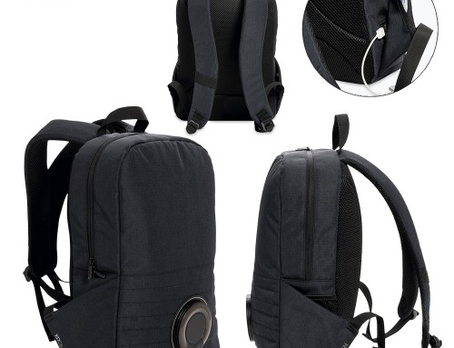 Morral Backpack con Speaker Party VA-775